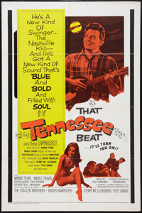 """That Tennessee Beat Lot (20th Century Fox, 1966). One Sheets (2) (27"""" X 41""""). Musical. ... (Total: 2 Items)"""