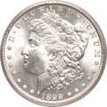 Morgan Dollars, 1899 $1 MS66+ PCGS. CAC....