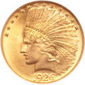 Indian Eagles, 1926 $10 MS66 NGC....