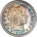 Proof Barber Quarters, 1893 25C PR66+ PCGS. CAC....