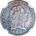 Early Half Dimes, 1795 H10C --Improperly Cleaned--NGC Details. XF. V-4, LM-10,R.3....