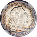Early Half Dimes, 1794 H10C --Improperly Cleaned, Repaired--NGC Details. XF. V-3,LM-3, R.4....