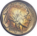 Proof Buffalo Nickels, 1936 5C Type Two--Brilliant Finish PR67 PCGS. CAC....