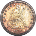 Proof Seated Quarters, 1887 25C PR67 PCGS....