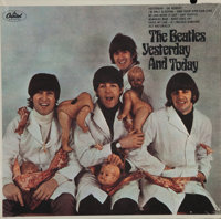 "Beatles Yesterday and Today ""Butcher Cover"" Sealed First State Mono LP (Capitol T2553, 1966)"