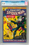 Silver Age (1956-1969):Superhero, The Amazing Spider-Man CGC-Graded Group (Marvel, 1967-72)....(Total: 11 Comic Books)