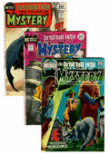 Bronze Age (1970-1979):Horror, House of Mystery Group (DC, 1971-73) Condition: Average VF/NM....(Total: 9 Comic Books)