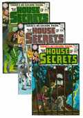 Silver Age (1956-1969):Mystery, House of Secrets Group (DC, 1969-78) Condition: Average VF....(Total: 16 Comic Books)