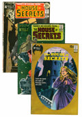 Bronze Age (1970-1979):Horror, House of Secrets Group (DC, 1970-74) Condition: Average VF/NM....(Total: 9 Comic Books)