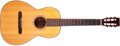 Musical Instruments:Acoustic Guitars, 1966 Martin 00-18C Natural Classical Acoustic Guitar, #211024. ...