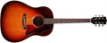 Musical Instruments:Acoustic Guitars, 1968 Gibson J-45 Sunburst Acoustic Guitar, #959609. ...