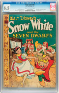 Golden Age (1938-1955):Cartoon Character, Four Color #49 (Dell, 1944) CGC FN+ 6.5 Cream to off-white pages. ...