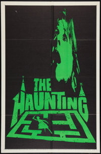 "The Haunting (MGM, 1963). One Sheet (27"" X 41""). Advance. Horror"
