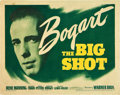"""Movie Posters:Crime, The Big Shot (Warner Brothers, 1942). Title Lobby Card (11"""" X14"""").. ..."""