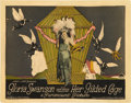 "Movie Posters:Romance, Her Gilded Cage (Paramount, 1922). Title Lobby Card (11"" X 14"")....."