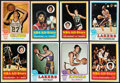 Basketball Cards:Lots, 1973-74 Topps Basketball High Grade Collection (345 cards). ...