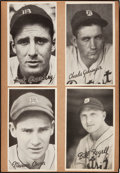 Baseball Cards:Sets, Vintage Album With Over 150 Different R312, R313 and R314 Baseball Premiums. ...