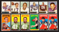 Football Cards:Lots, 1965 Philadelphia and Topps Collection (95). ...