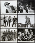 "Movie Posters:Western, The Wild Bunch (Warner Brothers, 1969). Deluxe Lobby Photos (10)(11"" X 13.5""). Western.. ... (Total: 10 Items)"