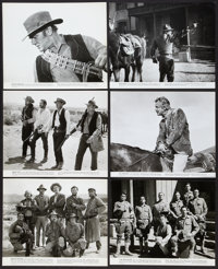 """The Wild Bunch (Warner Brothers, 1969). Deluxe Lobby Photos (10) (11"""" X 13.5""""). Western. ... (Total: 10 Items)"""