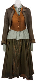 Movie/TV Memorabilia:Costumes, Cameron Diaz's Gangs of New York Period Costume.... (Total:5 )