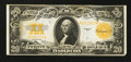 Large Size:Gold Certificates, Fr. 1187 $20 1922 Gold Certificate Very Fine+.. ...