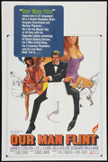 "Movie Posters:Adventure, Our Man Flint (20th Century Fox, 1966). One Sheet (27"" X 41"").Adventure.. ..."