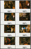 "Movie Posters:Action, The Green Hornet (20th Century Fox, 1974). Lobby Card Set of 8 (11""X 14""). Action. Retitled Kato.. ... (Total: 8 Items)"