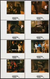 "The Green Hornet (20th Century Fox, 1974). Lobby Card Set of 8 (11"" X 14""). Action. Retitled Kato. ... (Total:..."