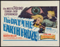 """Movie Posters:Fantasy, The Day the Earth Froze (Film Group, 1963). Half Sheet (22"""" X 28"""").Fantasy.. ..."""