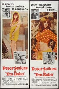"The Bobo (Warner Brothers-Seven Arts, 1967). Door Panel Set of 4 (20"" X 60""), Poster (40"" X 60""), an..."