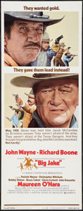 "Big Jake (National General, 1971). Insert (14"" X 36""). Western"