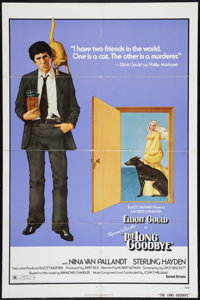 "The Long Goodbye (United Artists, 1973). One Sheet (27"" X 41""). Crime"