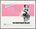 "Movie Posters:Crime, The Honeymoon Killers (Cinerama Releasing, 1970). Half Sheet (22"" X28""). Crime.. ..."