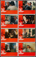 """Movie Posters:Mystery, The Drowning Pool (Warner Brothers, 1975). Lobby Card Set of 8 (11""""X 14""""). Mystery.. ... (Total: 8 Items)"""