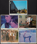 "Movie Posters:Western, Butch Cassidy and the Sundance Kid (20th Century Fox, 1969). LobbyCards (5) (11"" X 14""). Western.. ... (Total: 5 Items)"