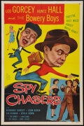 """Movie Posters:Comedy, Spy Chasers (Allied Artists, 1955). One Sheet (27"""" X 41""""). Comedy....."""