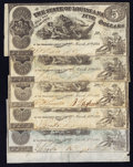 Obsoletes By State:Louisiana, Shreveport, LA- State of Louisiana $5 Mar. 10, 1863 Five Examples. ... (Total: 5 notes)