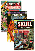 Bronze Age (1970-1979):Miscellaneous, Comic Books - Assorted Bronze Age Comics Group (Various, 1970s)Condition: Average VF.... (Total: 13 Comic Books)