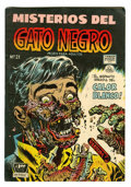 Golden Age (1938-1955):Horror, Misterios del Gato Negro #21 File Copy (Harvey, 1954) Condition:FN/VF....