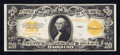 Large Size:Gold Certificates, Fr. 1187 $20 1922 Gold Certificate Extremely Fine-About New.. ...