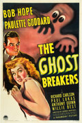 """Movie Posters:Comedy, The Ghost Breakers (Paramount, 1940). One Sheet (27"""" X 41"""").. ..."""