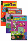 Bronze Age (1970-1979):Cartoon Character, Looney Tunes File Copies Group (Gold Key, 1975-80) Condition:Average VF+.... (Total: 18 Comic Books)