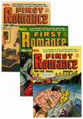 Golden Age (1938-1955):Romance, First Romance File Copies Group (Harvey, 1951-54) Condition:Average VF+.... (Total: 17 Comic Books)