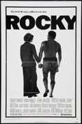 "Movie Posters:Academy Award Winners, Rocky (United Artists, 1977). One Sheet (27"" X 41""). Style A.Academy Award Winners.. ..."