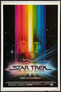"""Movie Posters:Science Fiction, Star Trek: The Motion Picture (Paramount, 1979). One Sheet (27"""" X41""""). Advance. Science Fiction.. ..."""