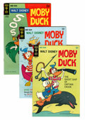Bronze Age (1970-1979):Cartoon Character, Moby Duck File Copies Group (Gold Key/Whitman, 1967-78) Condition:Average NM-.... (Total: 29 Comic Books)