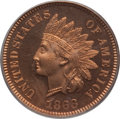 Proof Indian Cents: , 1868 1C PR64 Red and Brown PCGS. PCGS Population (63/39). NGCCensus: (59/68). Mintage: 600. Numismedia Wsl. Price for prob...