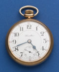 Timepieces:Pocket (post 1900), Hamilton 16 Size 992 Pocket Watch. ...