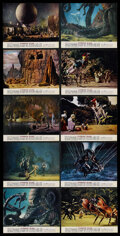 """Movie Posters:Science Fiction, Mysterious Island (Columbia, 1961). Color Still Set of 10 (8"""" X10""""). Science Fiction. ... (Total: 10 Items)"""
